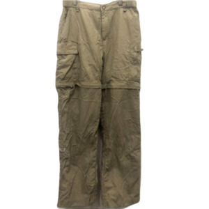 The North Face cargo convertible pants olive Small